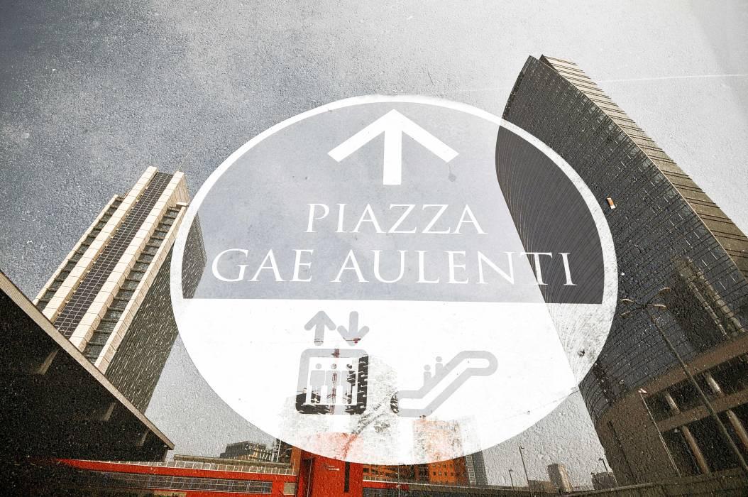 PIAZZA GAE AULENTI